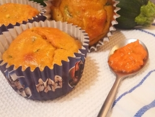 Muffin provencal 3