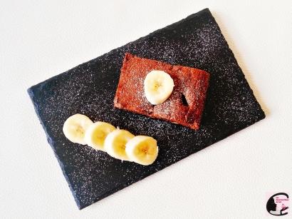 Brownie Choco-Banane 2