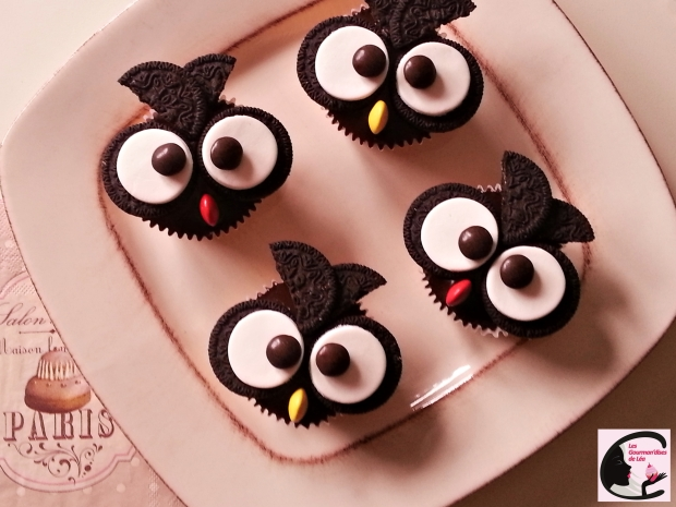Chouette Cupcake 1