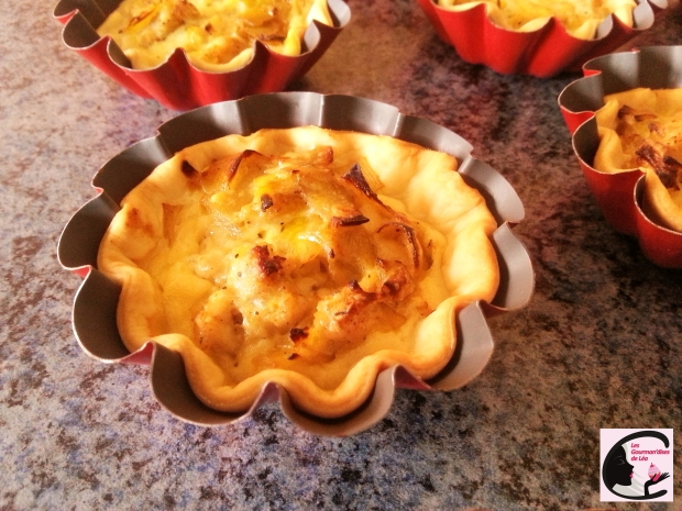Mini Quiches Bollywood 2