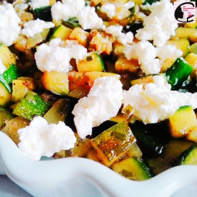 Crumble Courgettes 3
