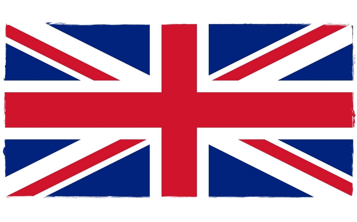 England Car Flags For Sale