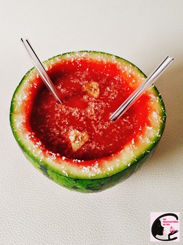 Watermelon Bowl Cocktail 3
