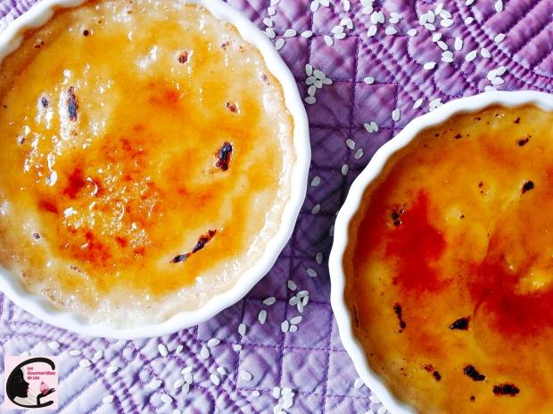 crème, crème brûlée, dessert, dessert classique, dessert revisité, caramel, caramélisé