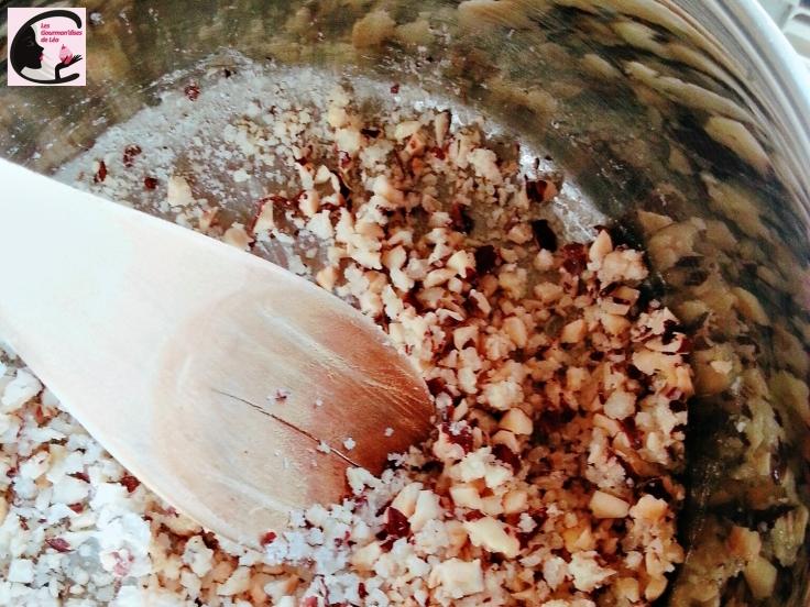 noisette, arachide, caramel, sucre, cuisson, sucre cuit