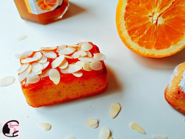 cake, orange, agrumes, gâteau, confiture, marmelade, dessert, christophe michalak, amandes, moelleux