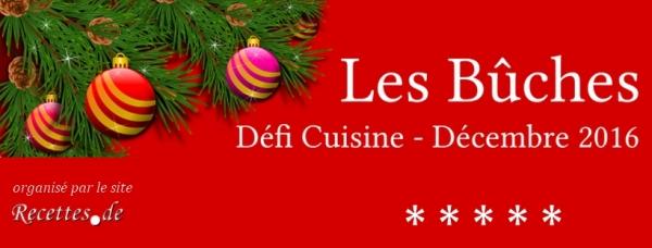 bûche, gâteaux, desserts, glace, Noël, bûches glacées, bûches sucrées, bûches salées, bûches pâtissières, concours, défi culinaire, idées pour repas Nöel, recettes.de